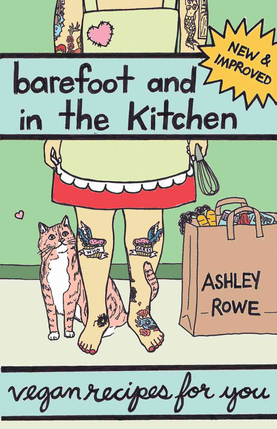 Barefoot and in the Kitchen By Rowe, Ashley